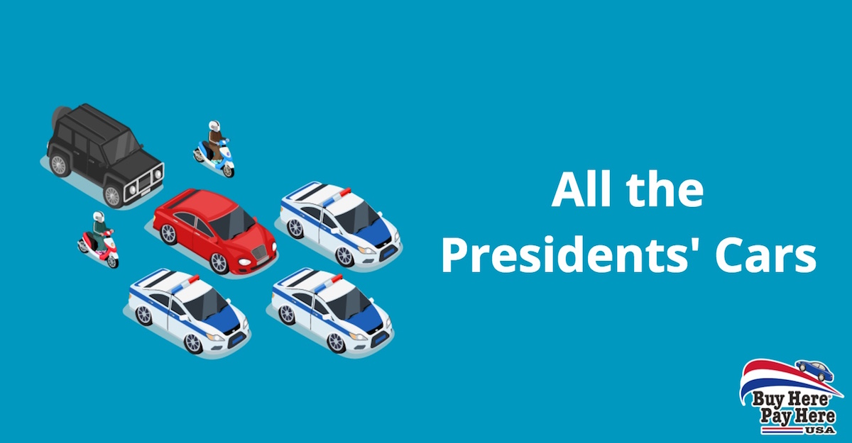 All the Presidents' Cars | Famous Cars U.S. Presidents Drove