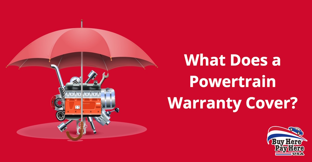 what does a powertrain warranty cover what is a powertrain