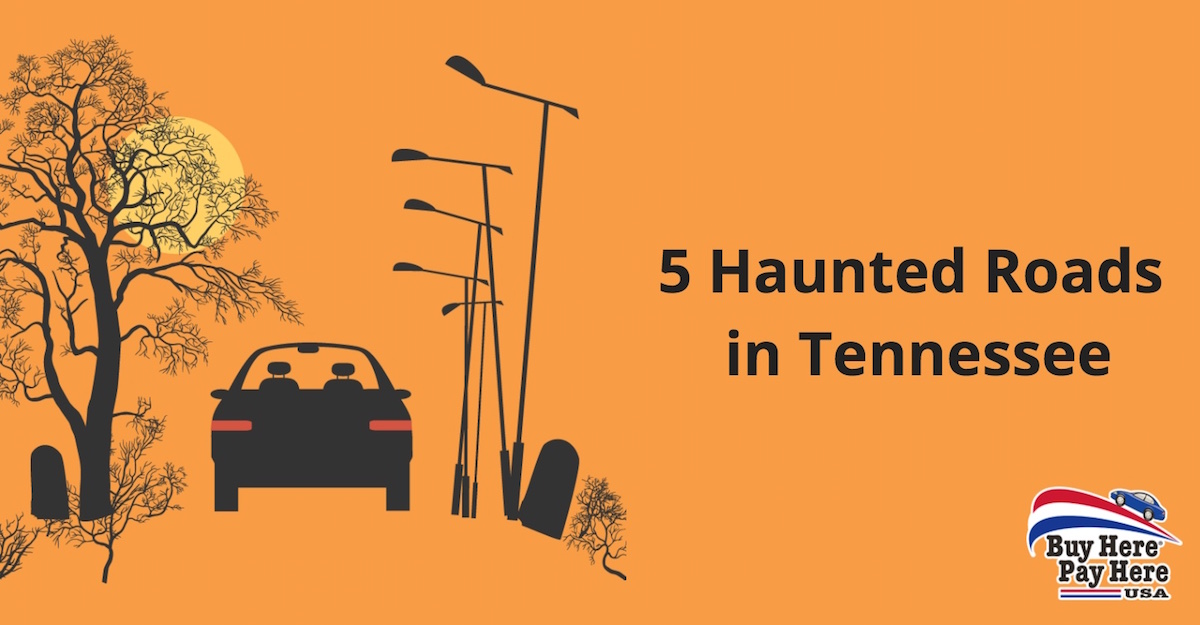 5 Haunted Roads & Places in Tennessee | Halloween Edition