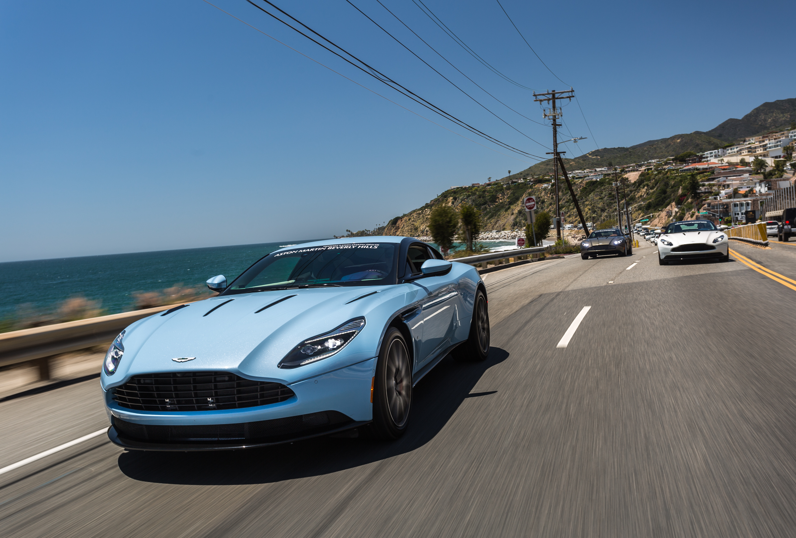 BRUNCH AT SOHO MALIBU - AN ASTON MARTIN BEVERLY HILLS DRIVE | WORLD ...