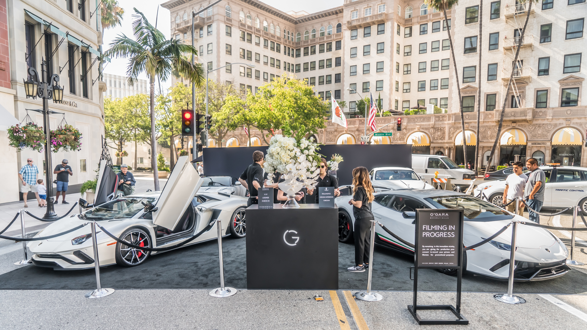 RODEO DRIVE CONCOURS - A O'GARA BEVERLY HILLS EXPERIENCE