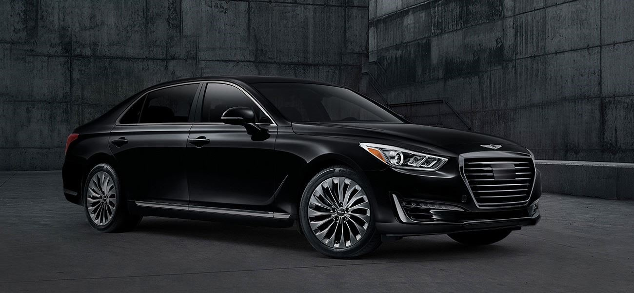 2017 genesis g90 hyundai s flagship luxury sedan cardinaleway genesis. Black Bedroom Furniture Sets. Home Design Ideas