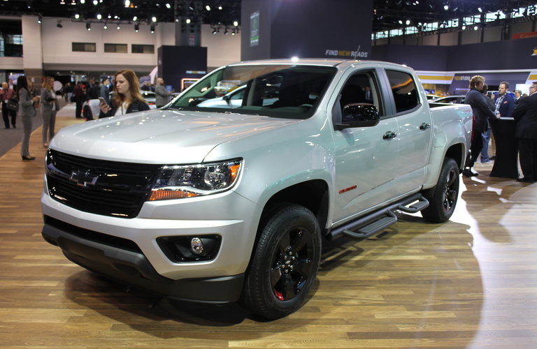 Chevrolet Debuts New Redline Series at Chicago Auto Show