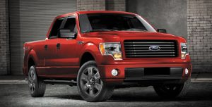 2014 Ford F150 STX SuperCrew