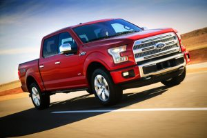 2015 Ford F150 Highlights