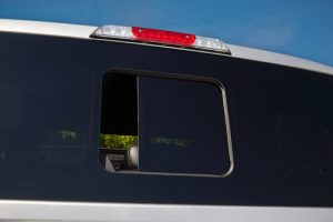 new sliding rear window