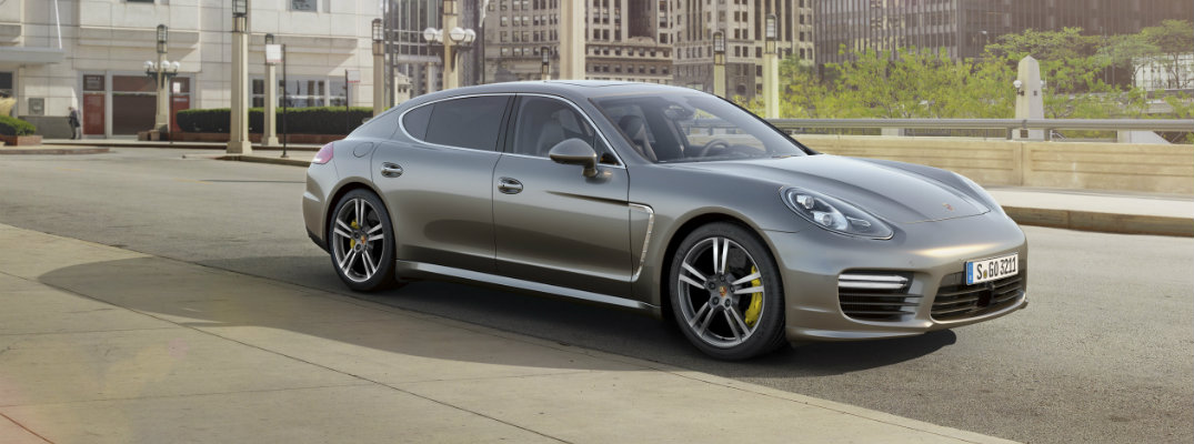 2018 Porsche Panamera Executive Features and Extended Wheelbase