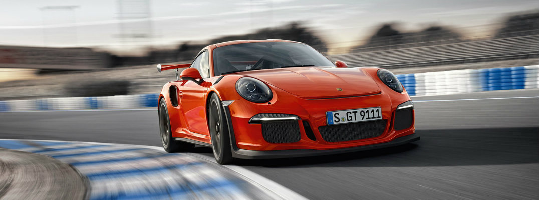 2017 Porsche 911 Gt3 Rs Specs And Features
