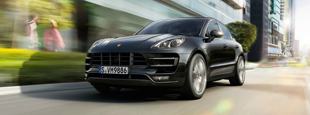 Luxury at its Best is Found in the 2017 Porsche Macan