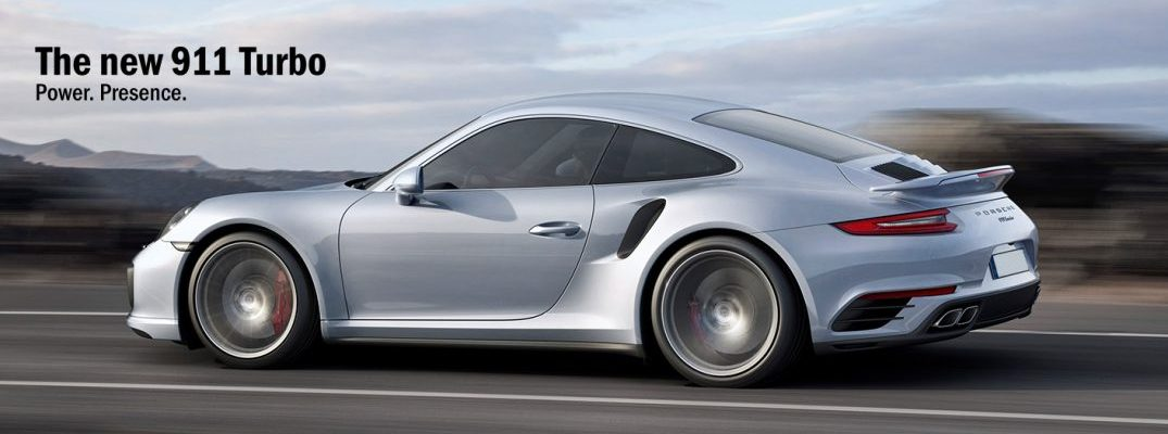 Get the power and performance you need from the Porsche 911 Turbo