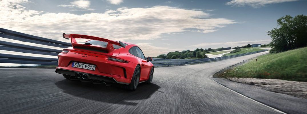 How powerful is the Porsche 911 GT3?