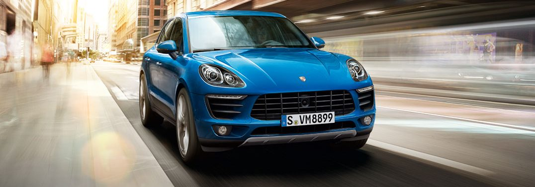 The 2018 Porsche Macan is now available at Loeber Porsche!