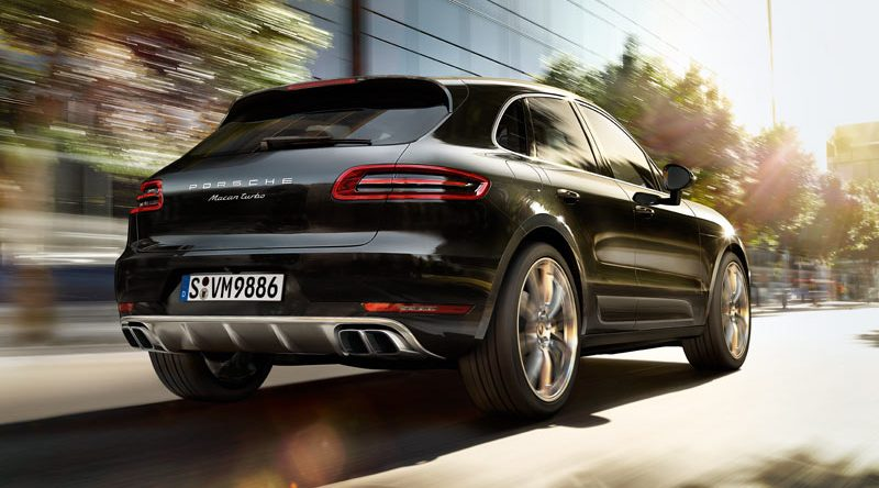 New 2018 Porsche Macan Suv For Sale In Chicago Il