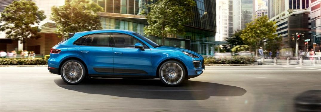 How Big is the 2018 Porsche Macan?