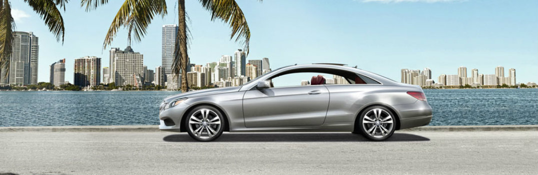 2018 Mercedes-Benz E-Class Coupe Updates and Specs