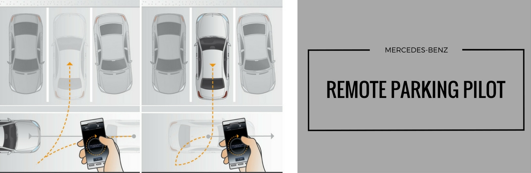 How to Use Mercedes-Benz Remote Parking Pilot