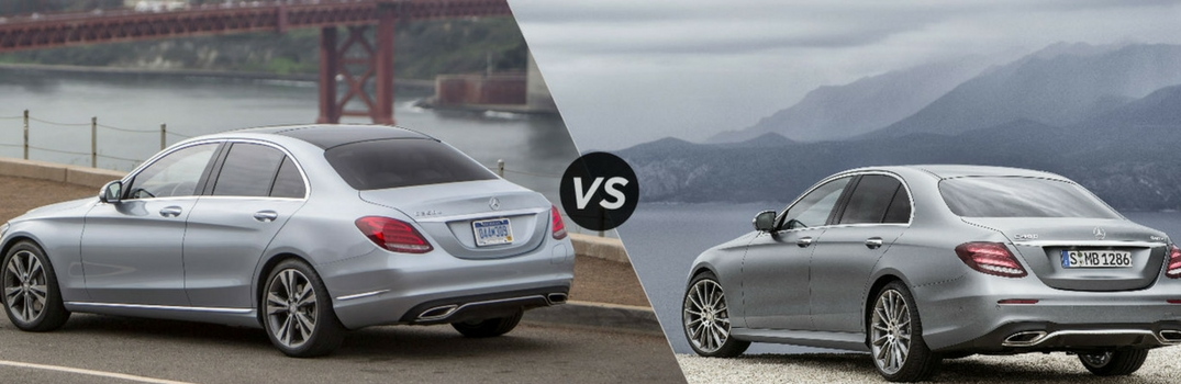 What's the Difference Between the Mercedes-Benz C-Class and E-Class?