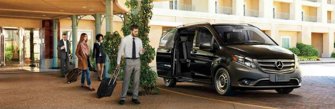How Many People Can the 2017 Mercedes-Benz Metris Passenger Van Hold?