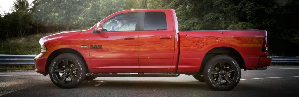 special edition 2017 ram 1500 night package features. Black Bedroom Furniture Sets. Home Design Ideas