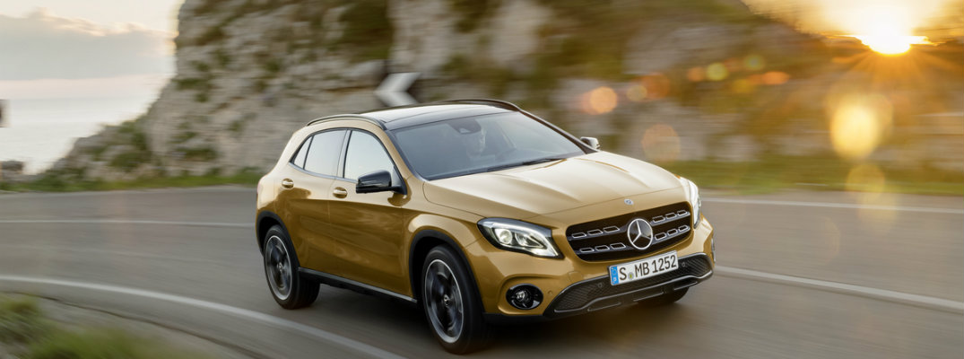 2018 mercedes benz gla release date and new features for Mercedes benz gla release date