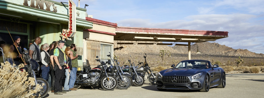 Mercedes-Benz Born to Be Wild commercial for Super Bowl 2017