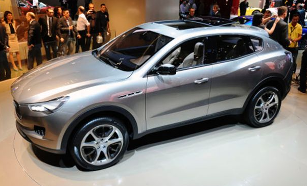 more details released on maserati levante price. Black Bedroom Furniture Sets. Home Design Ideas