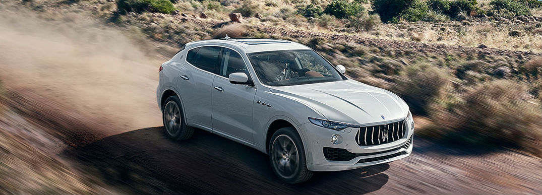 How Much Does The 2017 Maserati Levante Cost