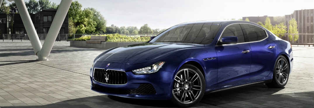 what 39 s new 2017 maserati ghibli changes. Black Bedroom Furniture Sets. Home Design Ideas