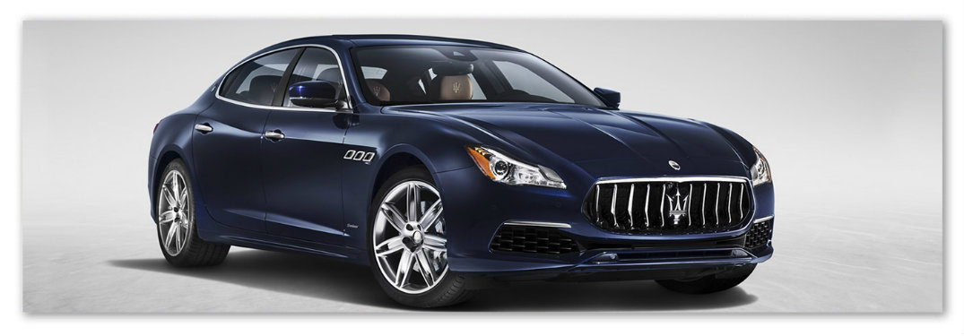 2017 Maserati Quattroporte S Q4 reviews
