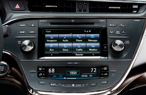 How To Pair Iphone With Toyota Entune System