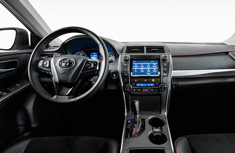 What Safety Features Are Available For The 2017 Toyota Camry