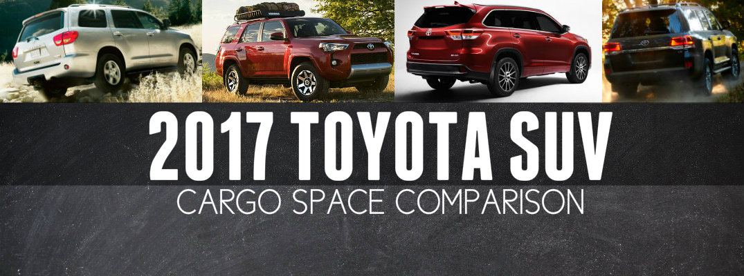 Toyota rav4 archives lexington toyota - Small suv cargo space comparison collection ...