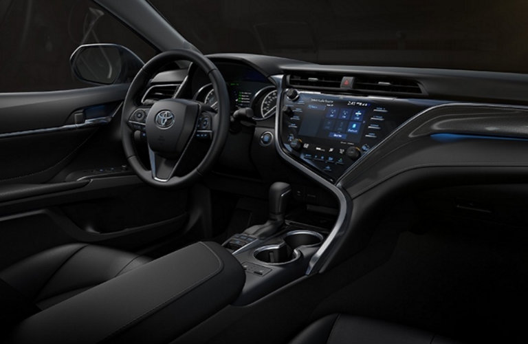 2018 Honda Accord Singapore >> 2018 Toyota Camry Interior Image Gallery