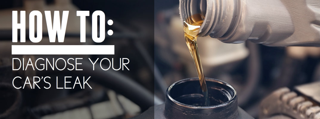 Diagnosing the Source of Your Car's Leak