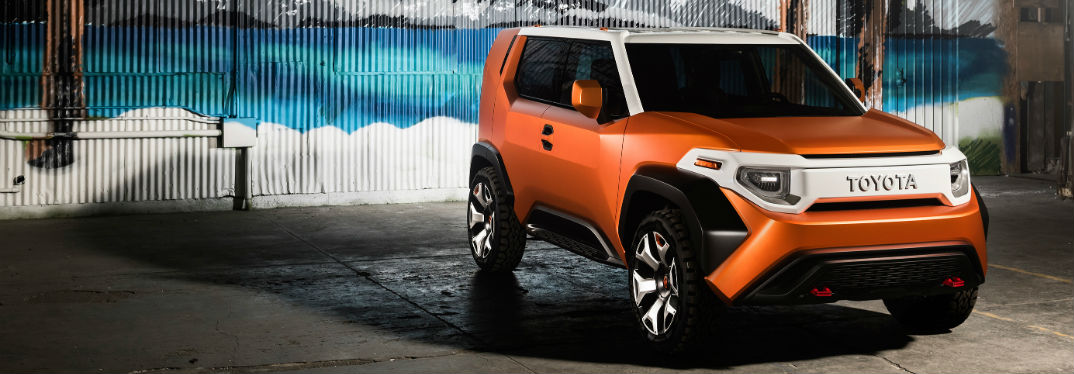 Innovative Features in the Toyota FT-4X Concept Vehicle