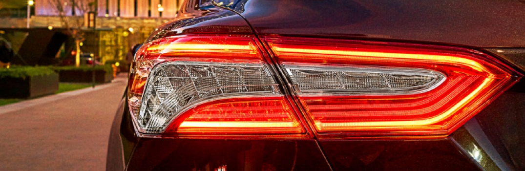 Camry taillight