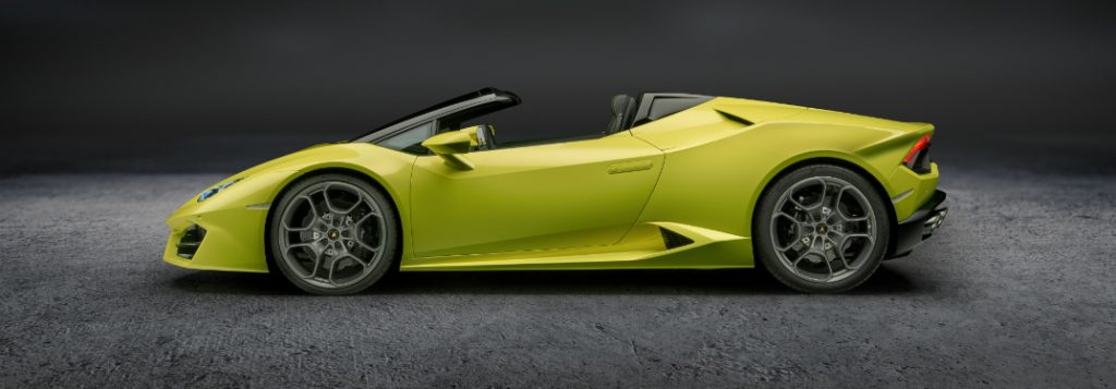 Is There A Rear Wheel Drive Huracan