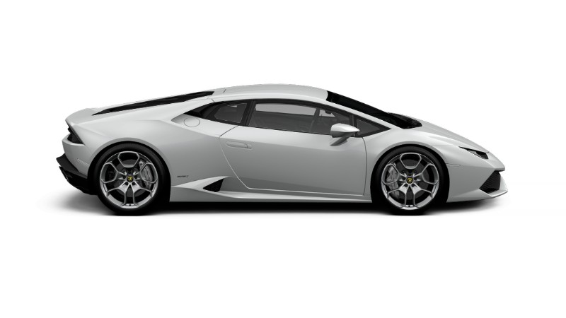 2017 lamborghini huracan coupe exterior color options. Black Bedroom Furniture Sets. Home Design Ideas