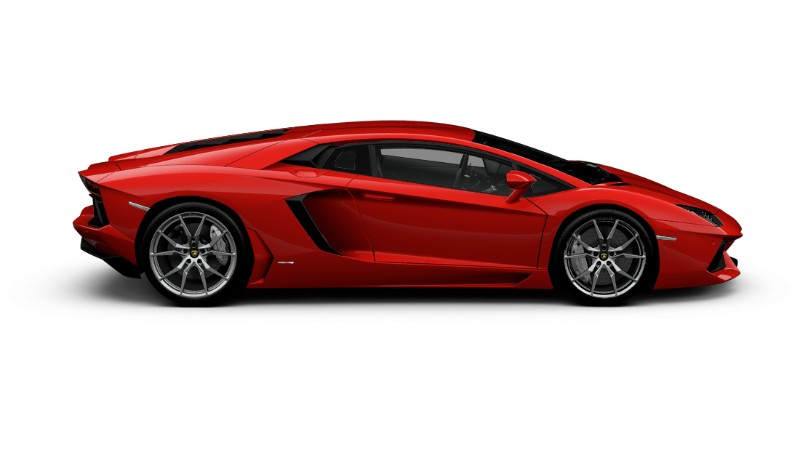 2017 lamborghini aventador coupe color options. Black Bedroom Furniture Sets. Home Design Ideas