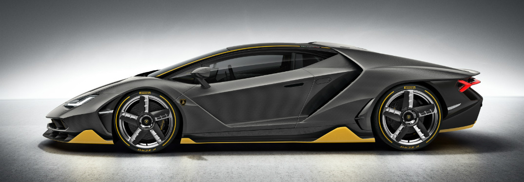 What are the Centenario and Veneno Roadster models?