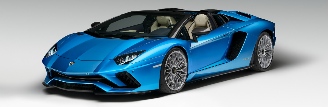 Will there be an Aventador S Roadster?