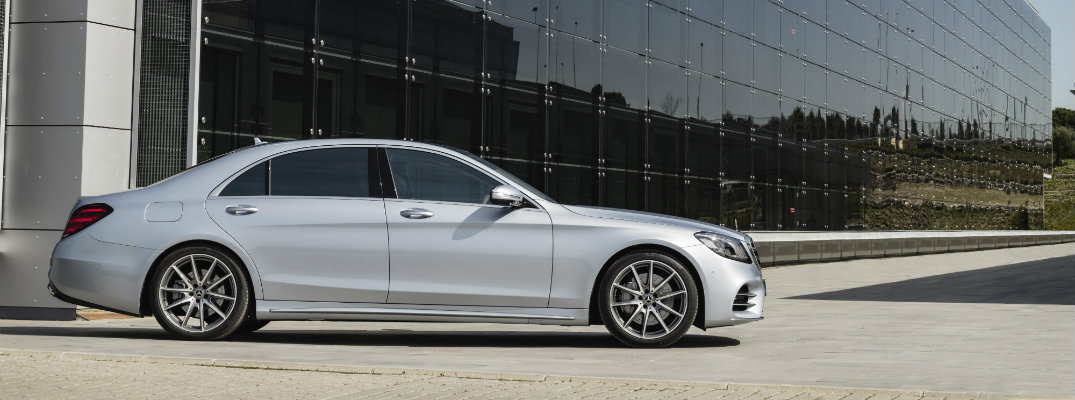 2018 Mercedes-Benz S-Class picture gallery