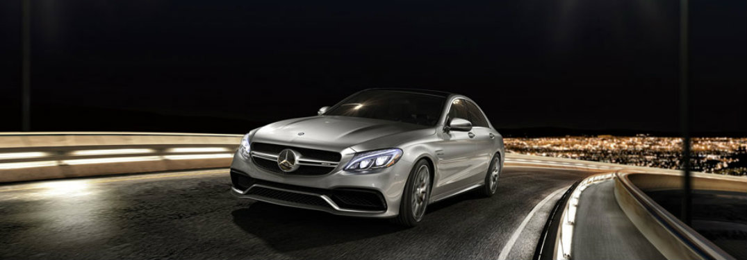 2017 Mercedes-Benz C-Class Sedan color options