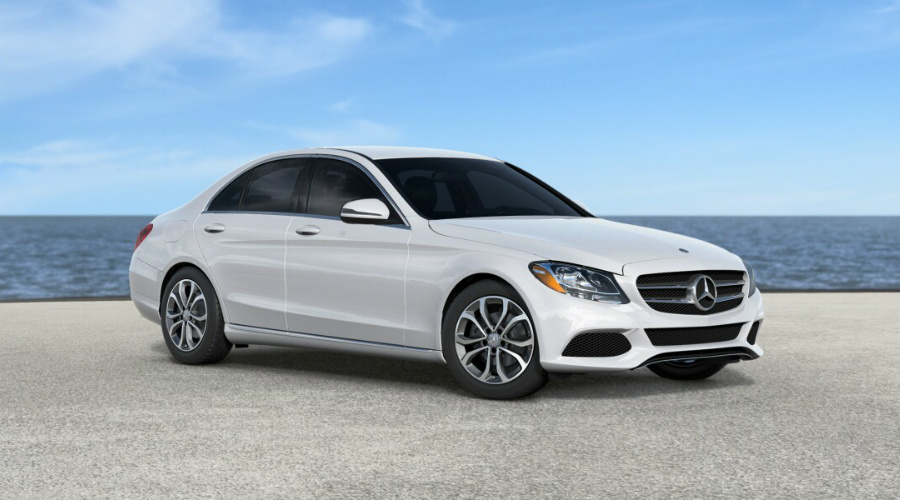 2017 mercedes benz c class color options for Mercedes benz c class white