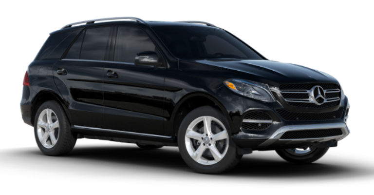Mercedes Benz Gle Suv Color Options