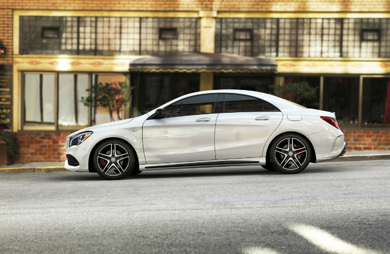 What is mercedes benz pre safe for Mercedes benz fayetteville