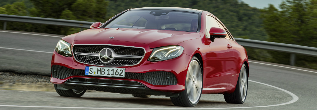 2018 mercedes benz e class coupe overview and specs for Mercedes benz of fayetteville