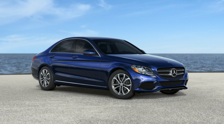 Available color options for the 2017 mercedes benz c class for Mercedes benz c class colours