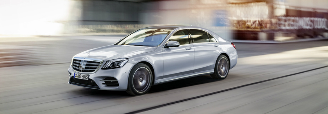 What's New in the 2018 Mercedes-Benz S-Class Sedan?