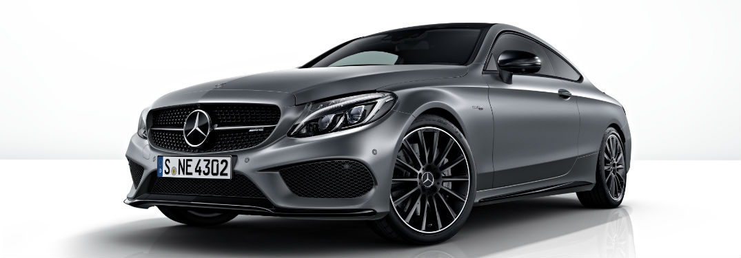 Powertrain Features of the 2018 Mercedes-Benz C-Class Coupe_o